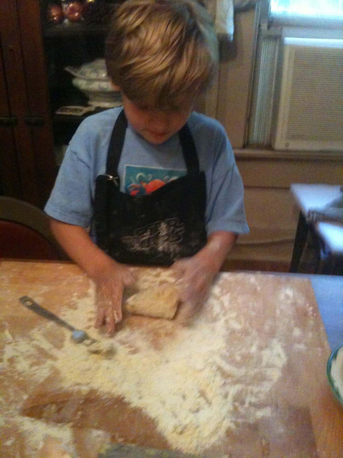 Logan MasterChef Junior Blogger FOX