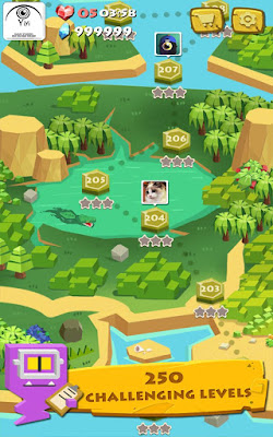 Floating Islands Crasher 2.2.4 game for android