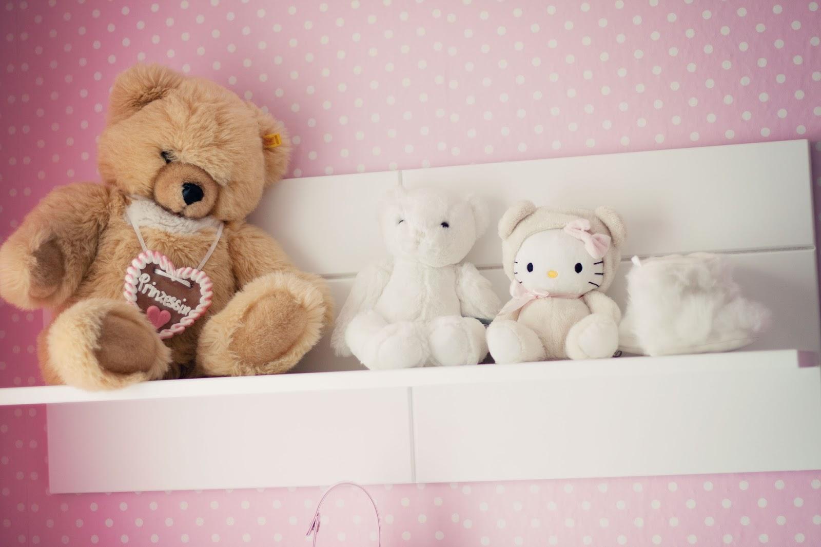 NestBauTrieb: Inspiration: Mädchenzimmer (Babyzimmer)