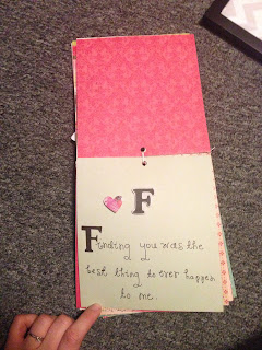 Z Alphabet Love Beek's Beauty Blog: The ABC's of our love anniversary gift: