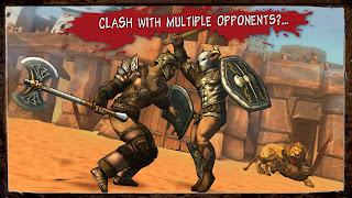 I, Gladiator v1.0.1.18886_etc1 Mod [Unlimited Coins]
