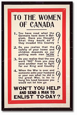 Rising canada voting canada s history women and the right 2 vote