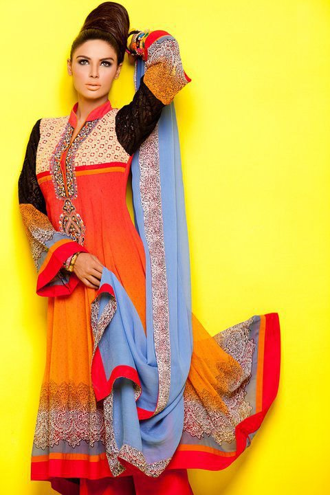 Latest Ready to Wear dresses 2012 by Kashish ourladiescollection1 - Latest Ready to Wear dresses 2012 by Kashish