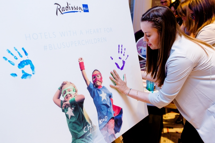 #BLUSUPERCHILD - BLOGGER FOR CHARITY MIT RADISSON BLU