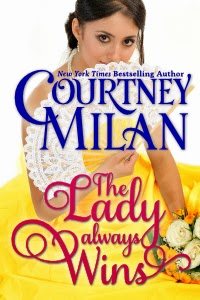 http://www.goodreads.com/book/show/17408204-the-lady-always-wins