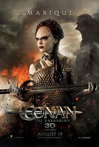 Marique Conan Movie 2011