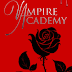 Cover Art: Vampire Academy by Richelle Mead