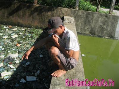 Ô nhiễm môi trường kinh hoàng ở Diễn Ngọc, Nghệ An