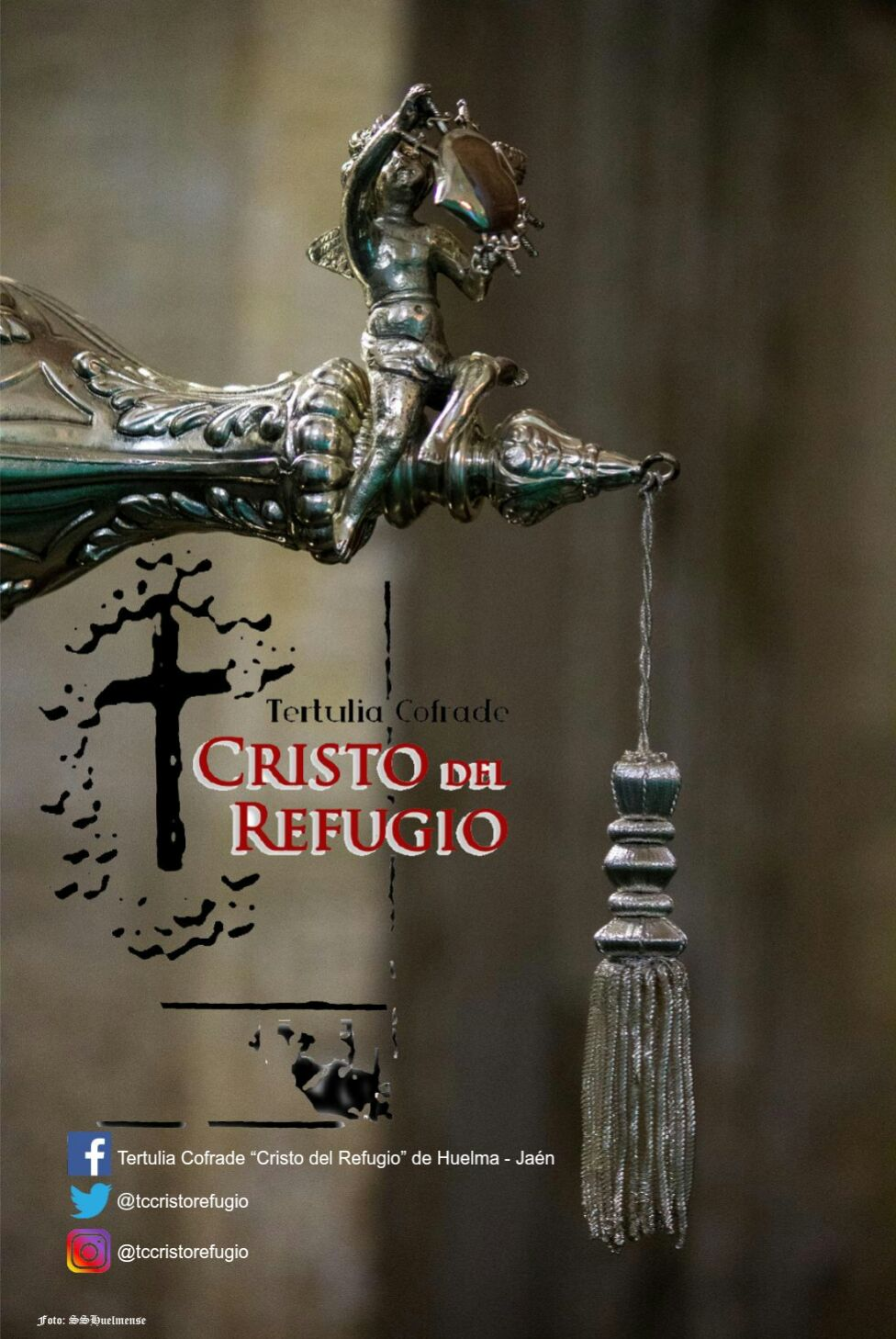 """ASOCIACION TERTULIA COFRADE """"CRISTO DEL REFUGIO"""" DE HUELMA"""