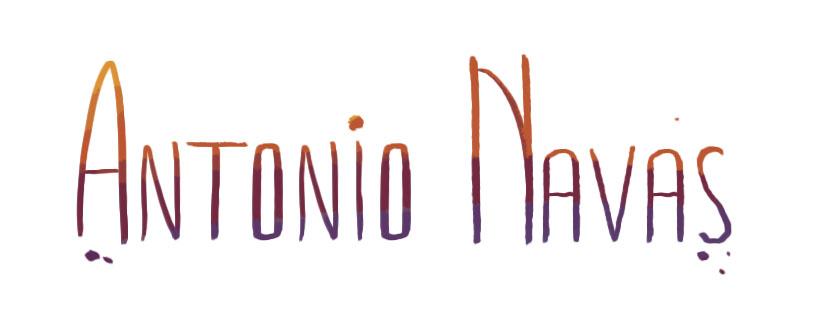 Antonio Navas ilustración