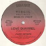 Virgil Feat Rozlyn Drew – Love Quarrel 1987