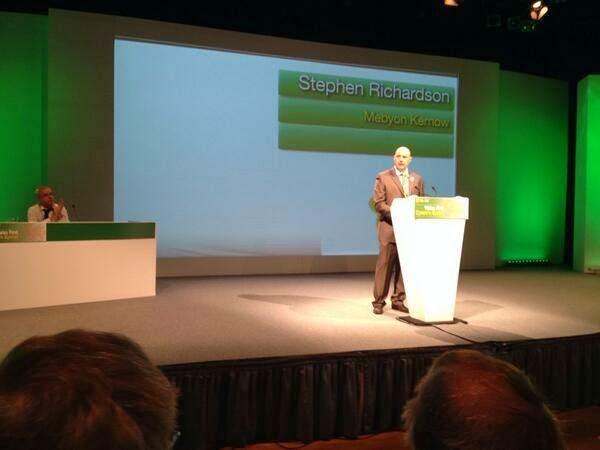 Plaid Cymru Conference in Aberystwyth
