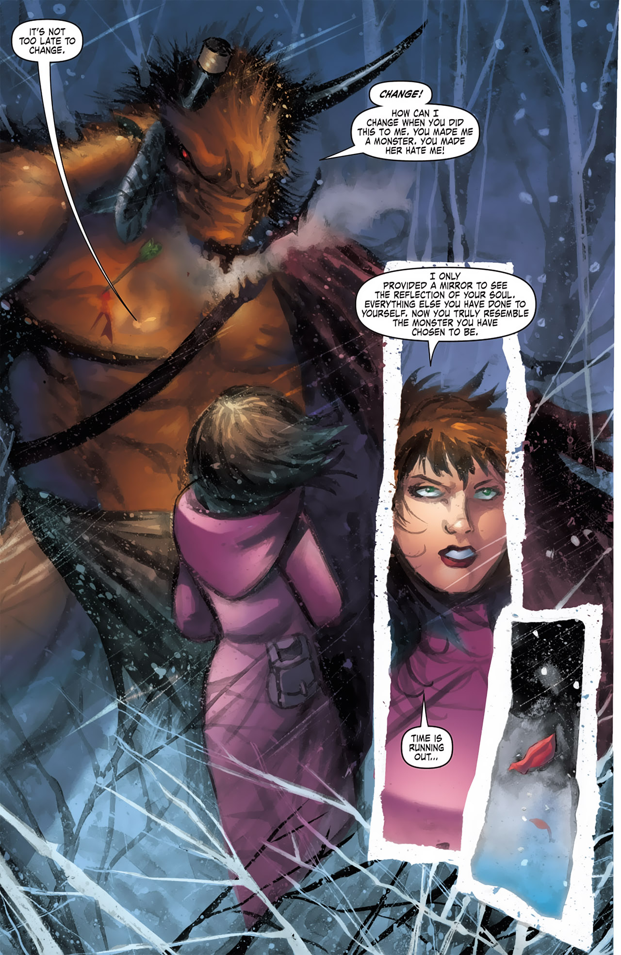 Grimm Fairy Tales (2005) Issue #14 #17 - English 7