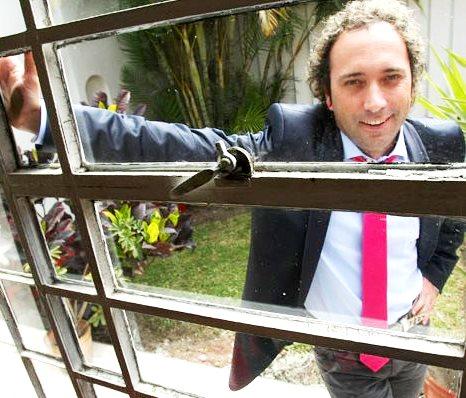 Foto de Carlos Galdós