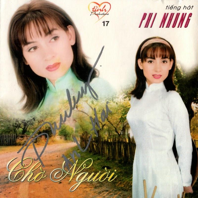 Tình CD017 - Phi Nhung - Chờ Người (NRG)