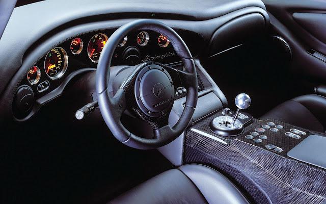 Gambar Mobil Lamborghini Diablo VT