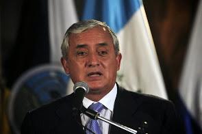 VERSIÓN DE OTTO PÉREZ MOLINA, PRESIDENTE DE GUATEMALA