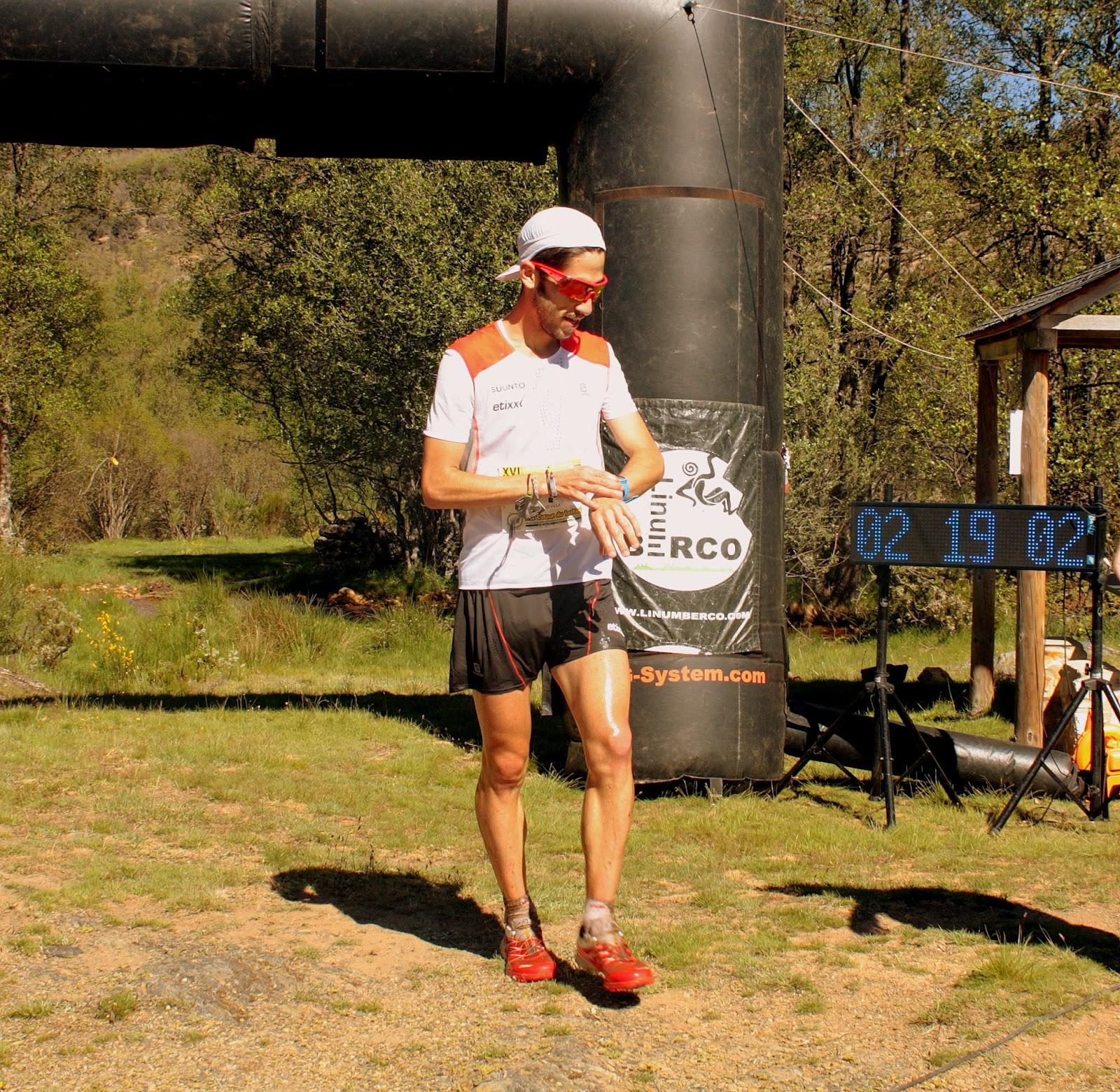 Pablo Villa, ganador de la edición 2015 de Truchillas-Vizcodillo. /CM TELENO
