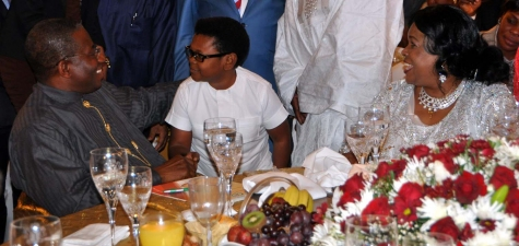 patience jonathan thanksgiving party