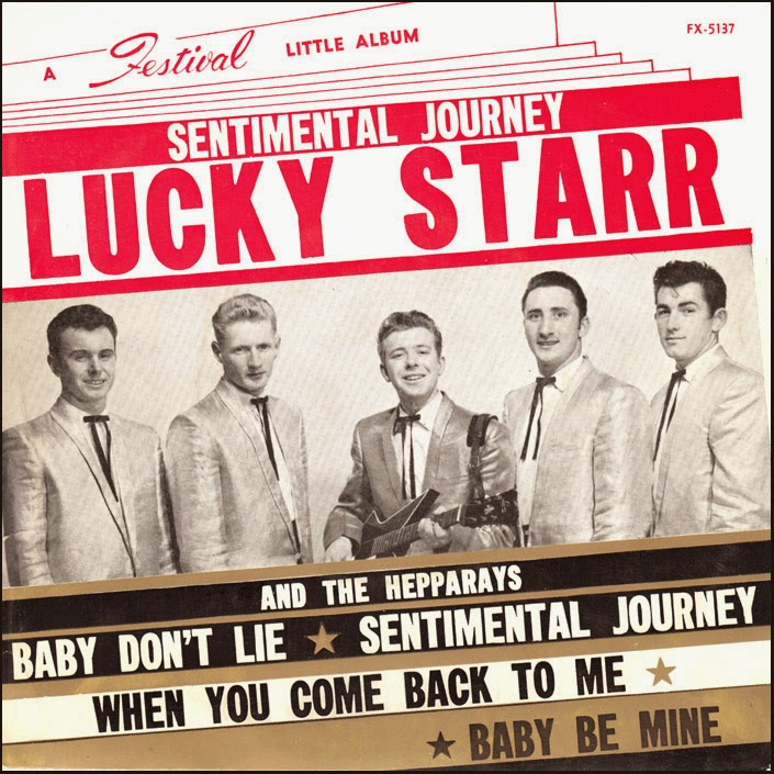 Lucky Starr