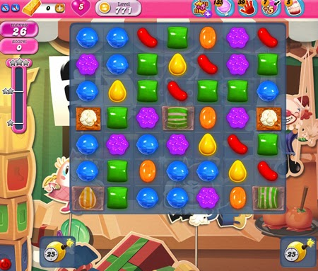 Candy Crush Saga 771