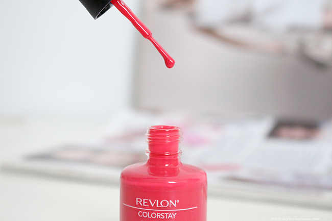 Revlon Colorstay Nail polish review