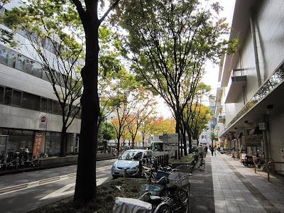 京阪古川橋駅から門真運転免許試験場までウォーキング