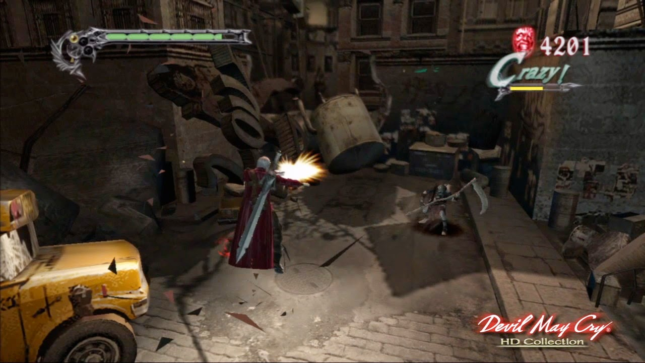 Download Devil May Cry 3 Special Edition RELOADED
