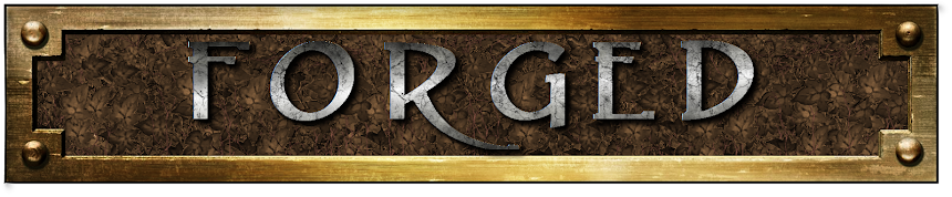 FORGED: The Role Playing Game