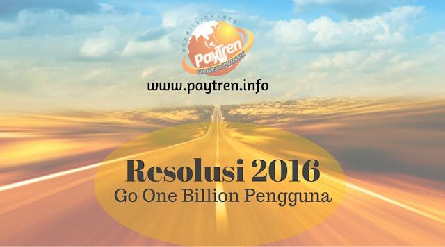 Resolusi 2016 Paytren
