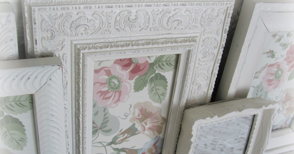 my shabby chateau shabby chic picture frames