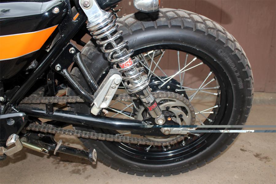 Modif Yamaha Ride