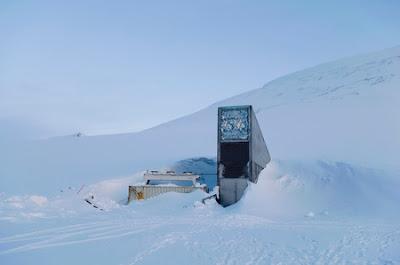 Kubah Kiamat di Kutub Utara