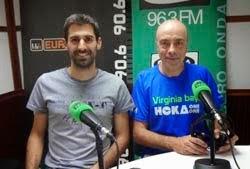 Oriol Vilaplana | Fisioterapeuta (Mio:Staf) - 6 Julio 2013