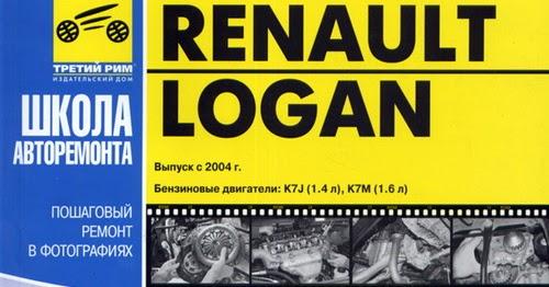 книга по эксплуатации рено логан 2010 скачать бесплатно