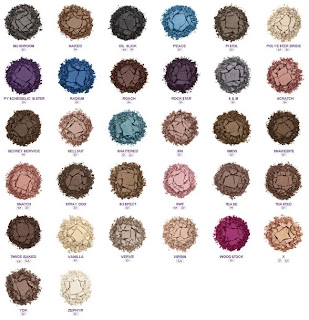 Urban Decay Relaunch of Eyeshadows & something very cool!