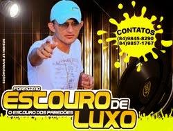 ESTOURO DE LUXO