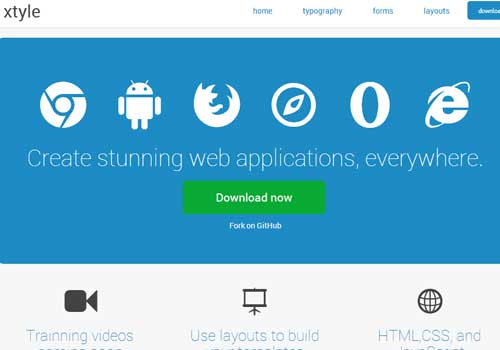 Xtyle ~ 43 Useful and Time Saving Web Development Kits and Frameworks