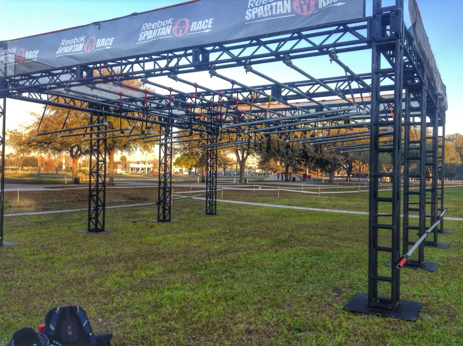 Tampa Special Ops Spartan Sprint - Tampa Spartan Sprint 2015