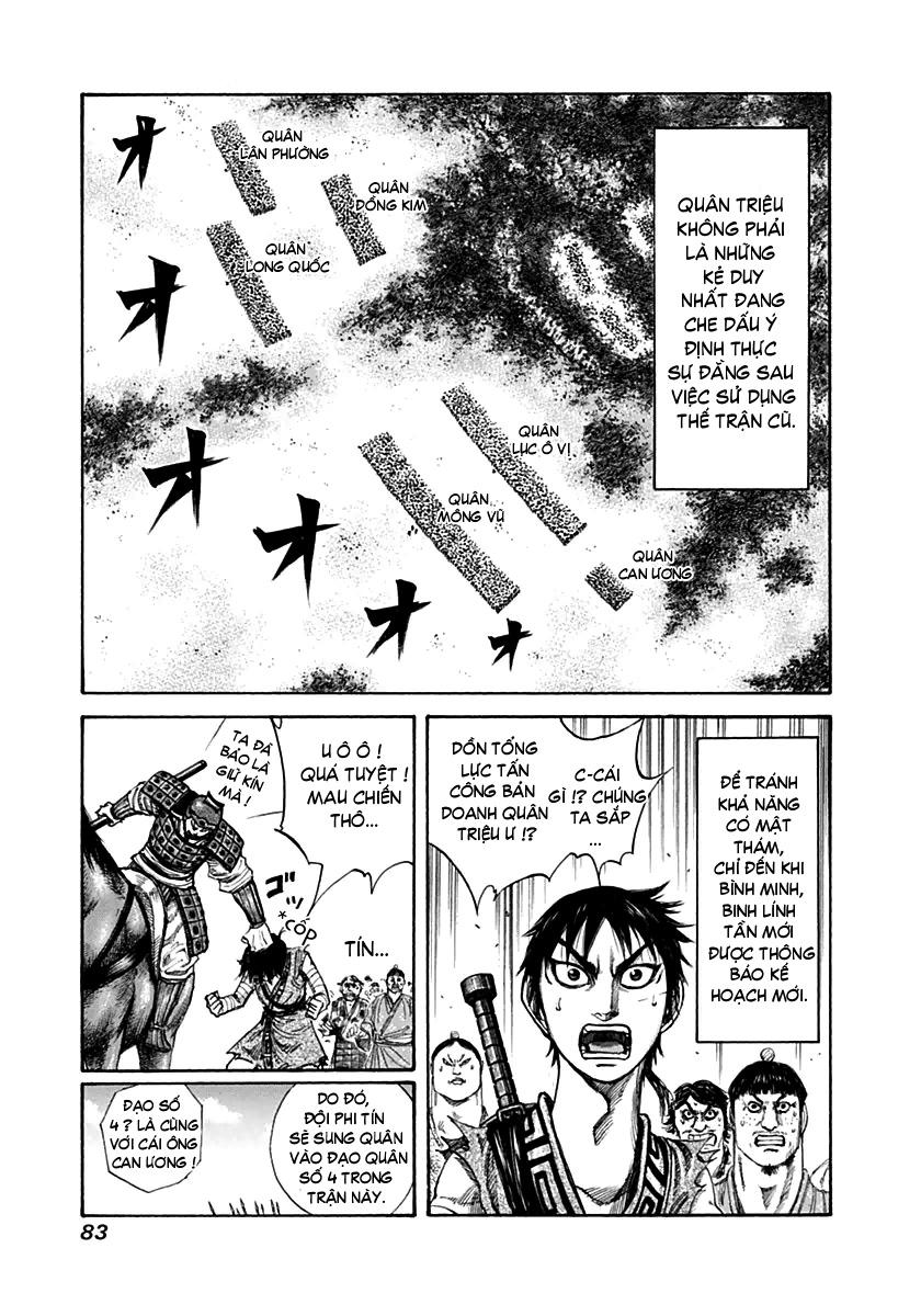 Kingdom – Vương Giả Thiên Hạ (Tổng Hợp) chap 134 page 8 - IZTruyenTranh.com