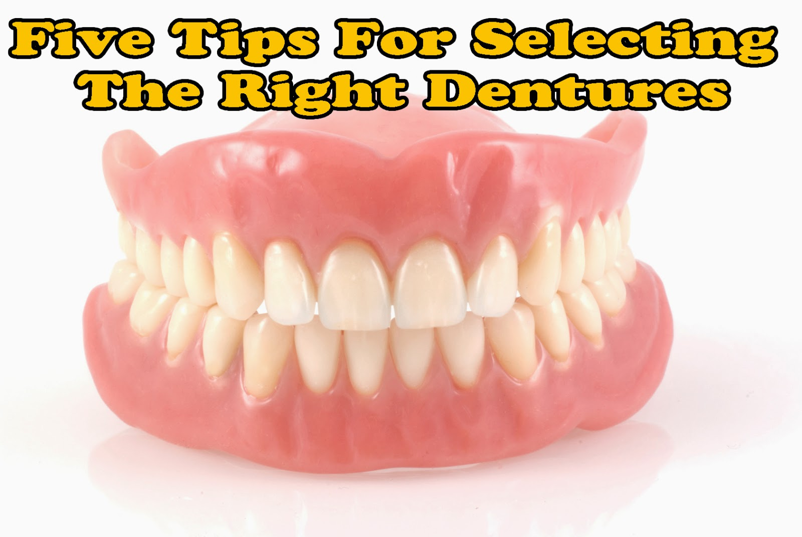 Pictures Different Dentures