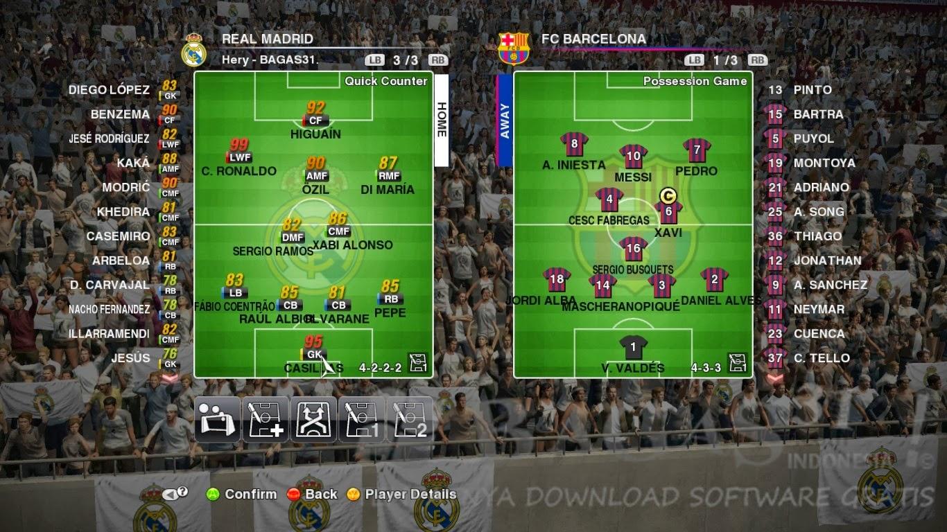 Pro Evolution Soccer 2014 Final Full Crack 2