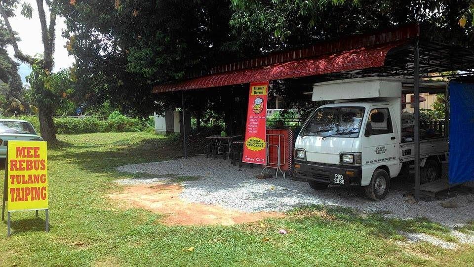 Orangkecilorangbesar Mee Rebus Tulang Taiping Di Aulong