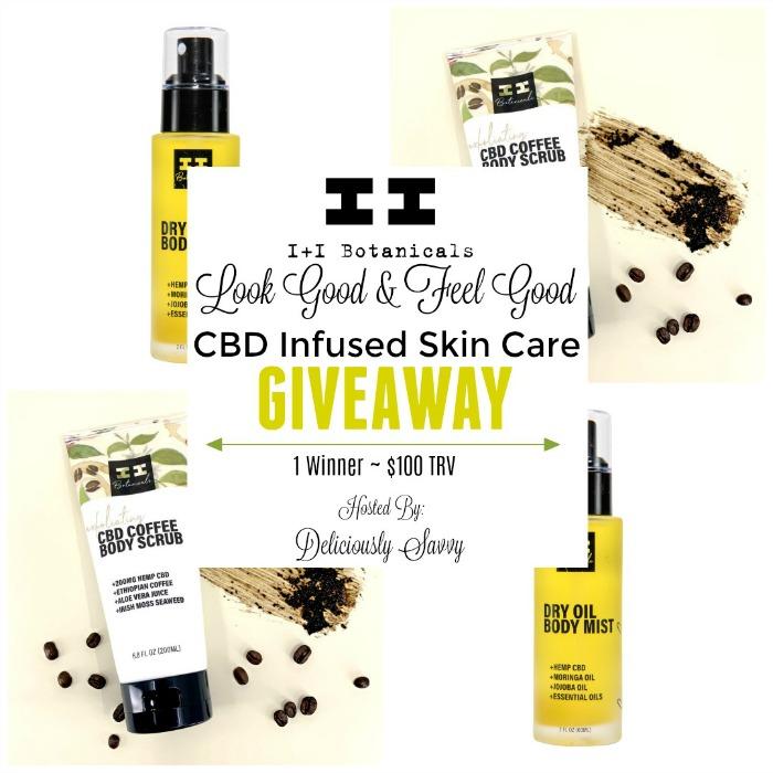 CBD Skincare Giveaway