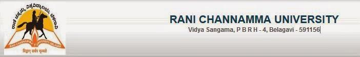 Rani Channamma University 2014 Results