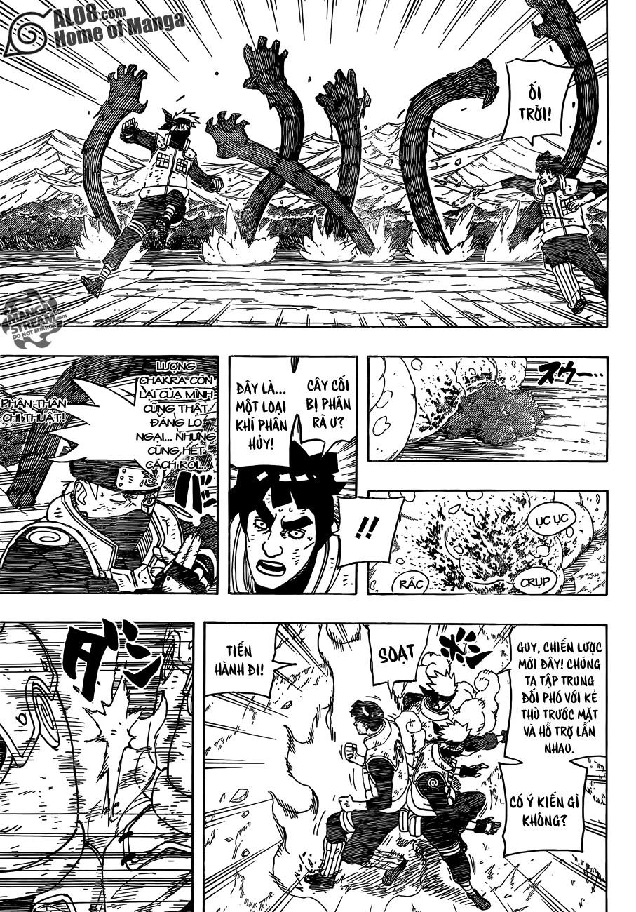 Naruto chap 568 Trang 3 - Mangak.info