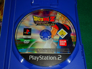 Dragon Ball Z Budokai Tenkaichi 1