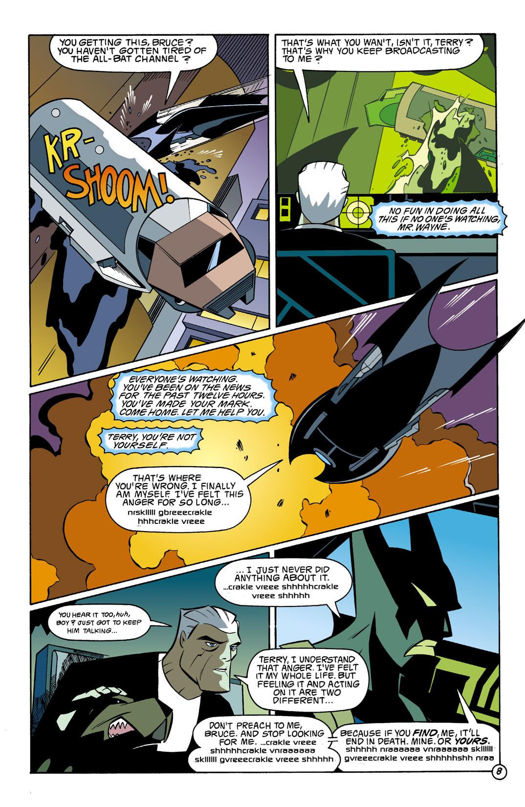 Batman Beyond [II] Issue #1 #1 - English 9