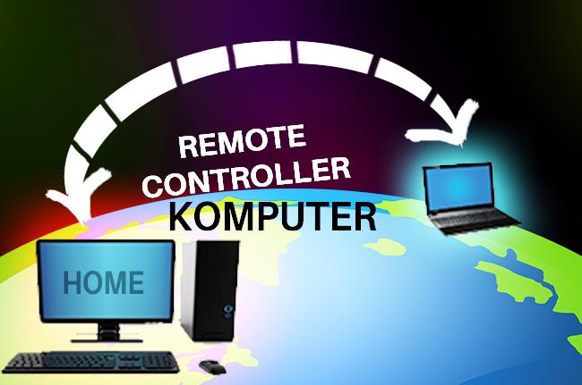akses komputer remote jauh