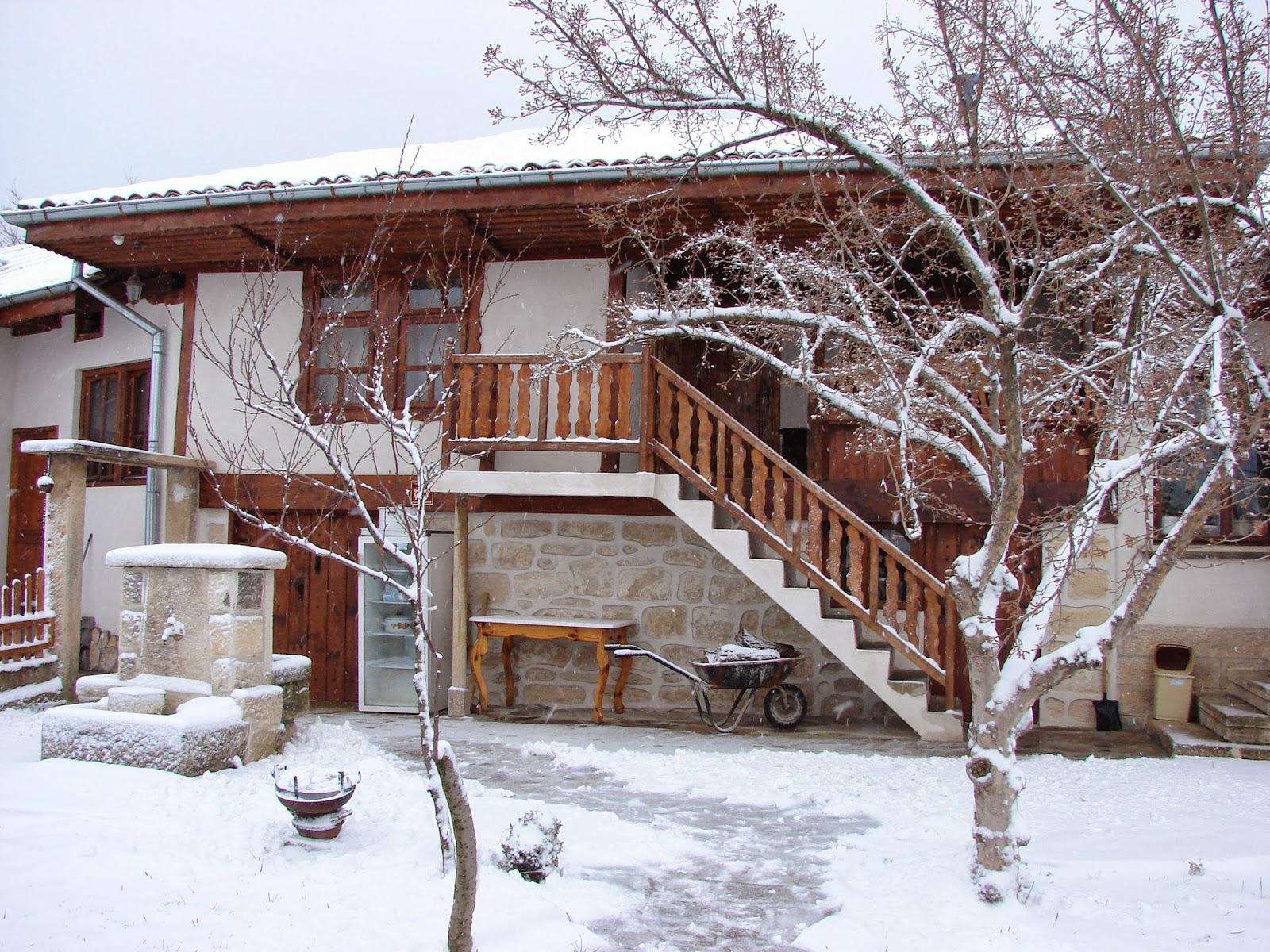 село Кюлевча къщап за гости